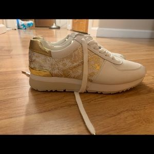 Michael Kors sneakers for sale size 7 worn once